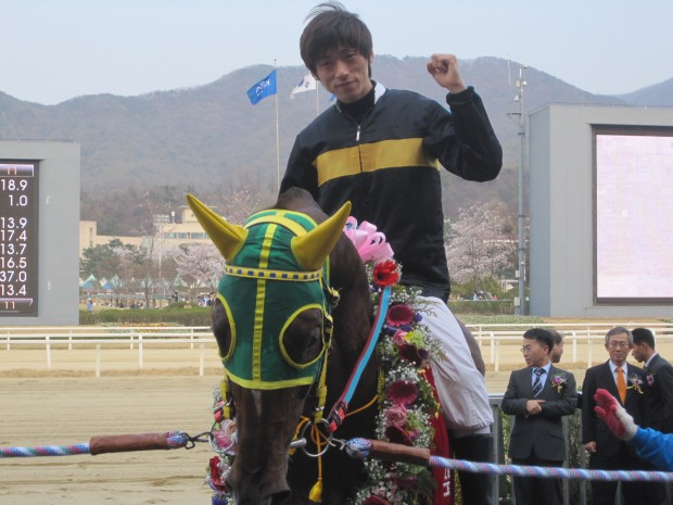 Dangdae Bulpae and Jo Sung Gon will look for a 2nd consecutive Busan Metropolitan