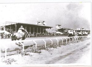 A race at Sinseol-dong in the late 1940s