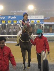 Tough Win and Cho Kyoung Ho return as winners