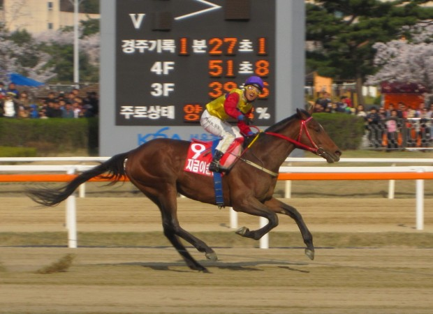Jigeum I Sungan and Moon Se Young win the Owners' Cup