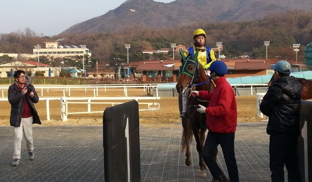 Seo Seung Un & Joy Lucky were big winners on closing day at Seoul