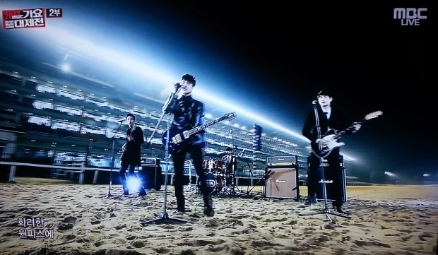CN Blue at Seoul Racecourse