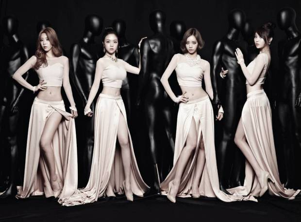 Girl's Day will be performing during racing at Seoul on Sunday