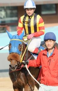 Kurakane landed a treble on the day (Pic: Ross Holburt)