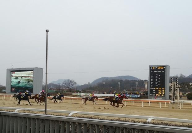 Cheonnyeon Dongan and Moon Se Young win the Donga Ilbo