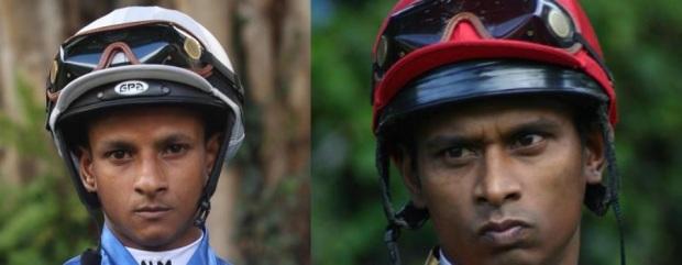 Niven Marday and Rakesh Bhaugeerothee (Pics: lemauricien.com)