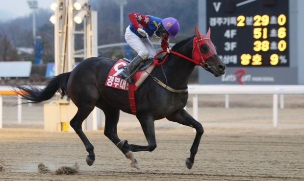 Gyeongbudaero won the President's Cup and Grand Prix last year. Triple Nine aims to do the same this (Pic: KRA)