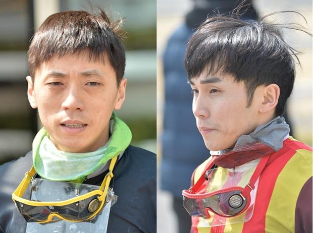 Jo Sung Gon Jo In Kwen